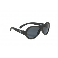 Солнцезащитные очки Babiators Original Aviator. Чёрный спецназ (Black Ops)
