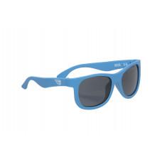 Солнцезащитные очки Babiators Aces Navigator. Страстно-синий (Blue Crush). Серебряные зеркальные линзы ( 6+)