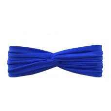 Трикотажная повязка на голову, перекрученная, на 4-7 лет, цвет в ассортименте