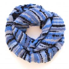 Мягкий шарфик ручного ткачества Rollercoaster для взрослых и детей от 12 лет