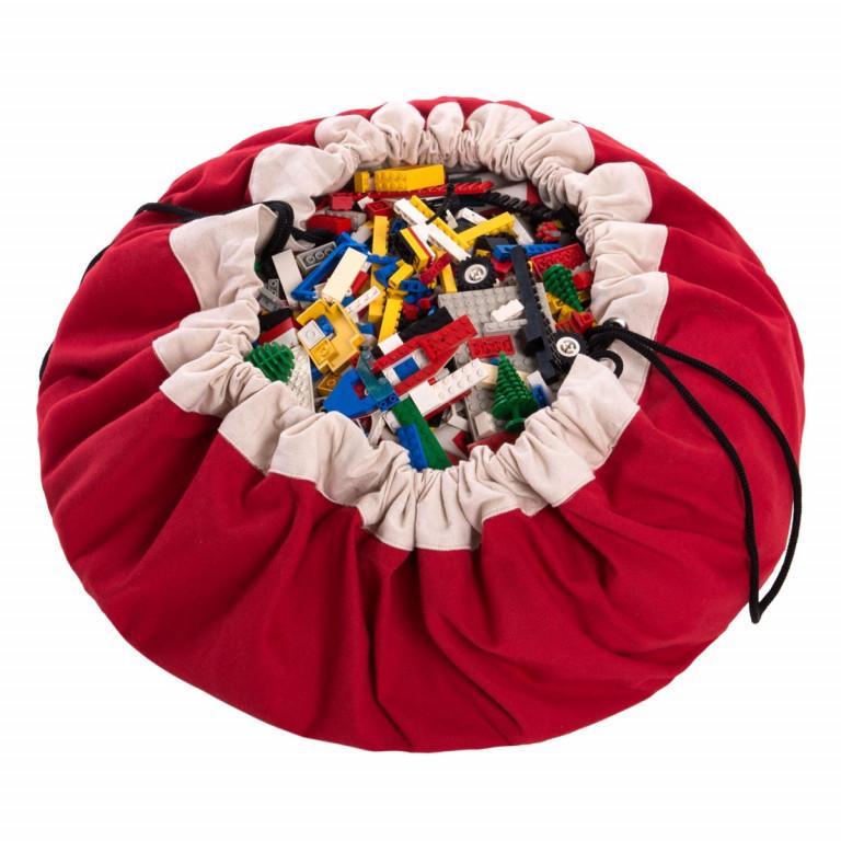 Мешок для хранения игрушек и игровой коврик Play&Go. Designer.