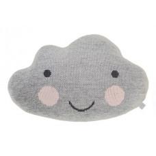 Подушка-облако с улыбкой