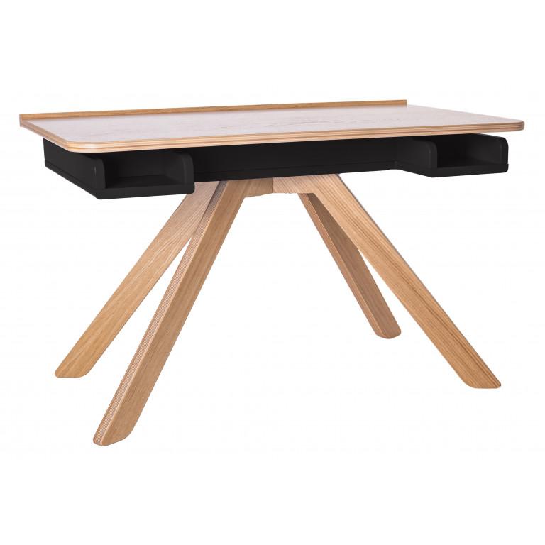 Стол Malevich черный