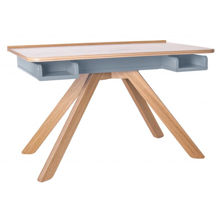Стол Malevich серый