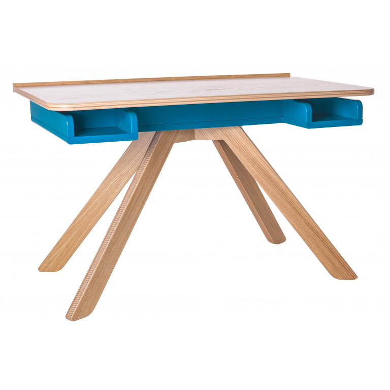 Стол Malevich синий