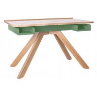 Стол Malevich зеленый