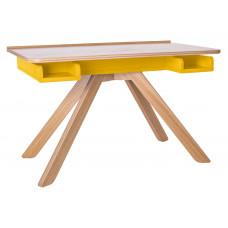 Стол Malevich желтый