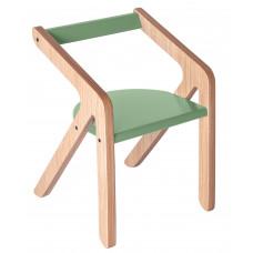 Стул Malevich зеленый