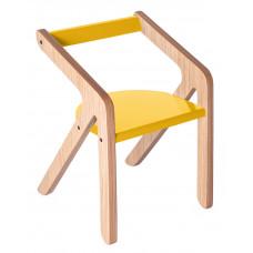Стул Malevich желтый