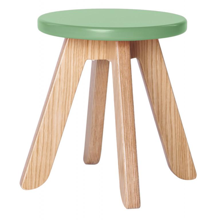 Табурет Malevich зеленый