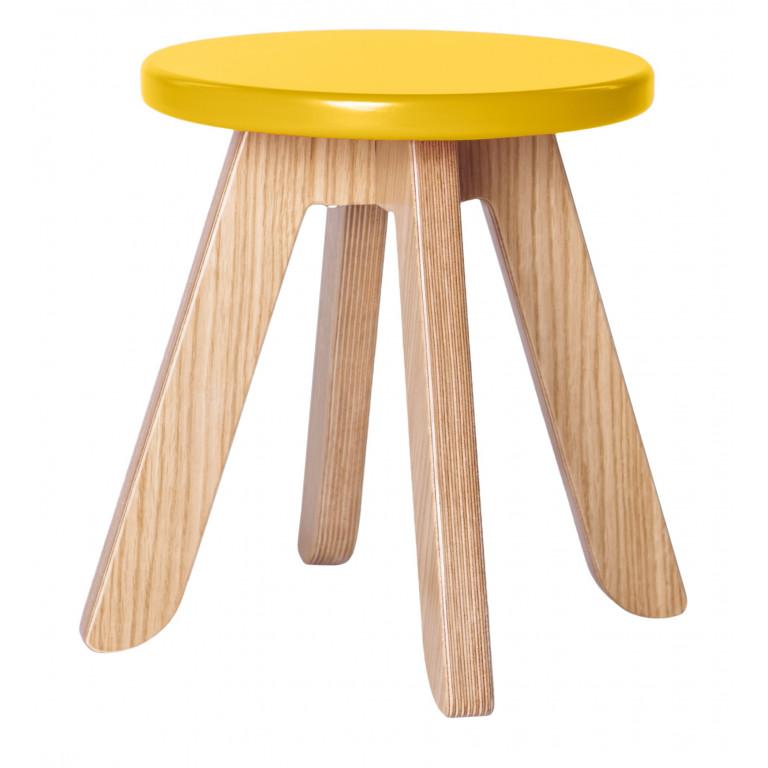 Табурет Malevich желтый