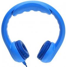 Наушники для детей от 3 лет с ограничением звука, синие