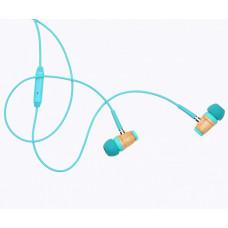 Наушники для детей с ограничением звука, от 5 лет, голубые