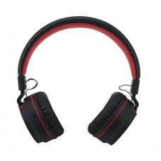 Складные беспроводные Bluetooth наушники Artix RS7 Sports + 3.5мм разъём, чёрные