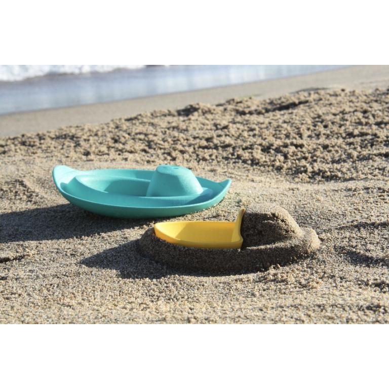 Лодочка для ванны и пляжа Sloopi