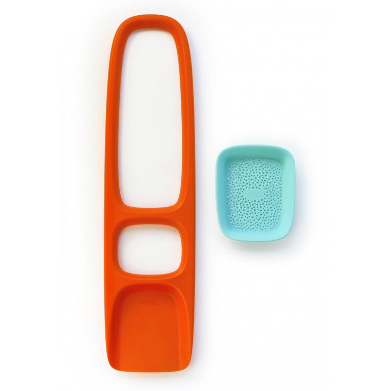 Лопата Scoppi, оранжевая