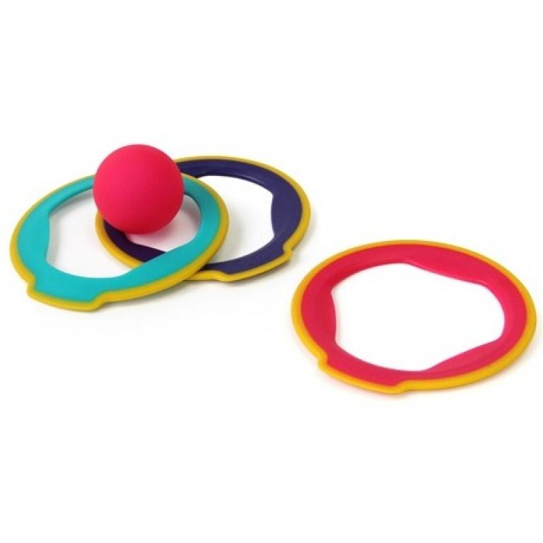 Набор для игр (кольца с мячиком) Ringo