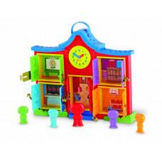 "Развивающая игрушка ""Школа с замочками"""