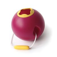 Ведро Ballo, розовый с желтым
