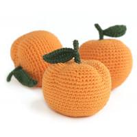 Вязаный апельсин