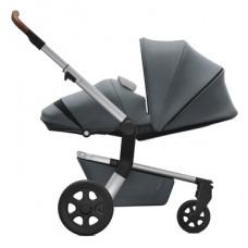 Кокон для новорожденного к коляске JOOLZ HUB EARTH HIPPO GREY