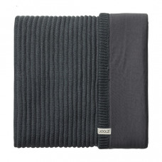Плед JOOLZ RIBBED ANTHRACITE