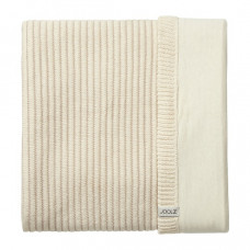 Плед JOOLZ RIBBED OFF WHITE