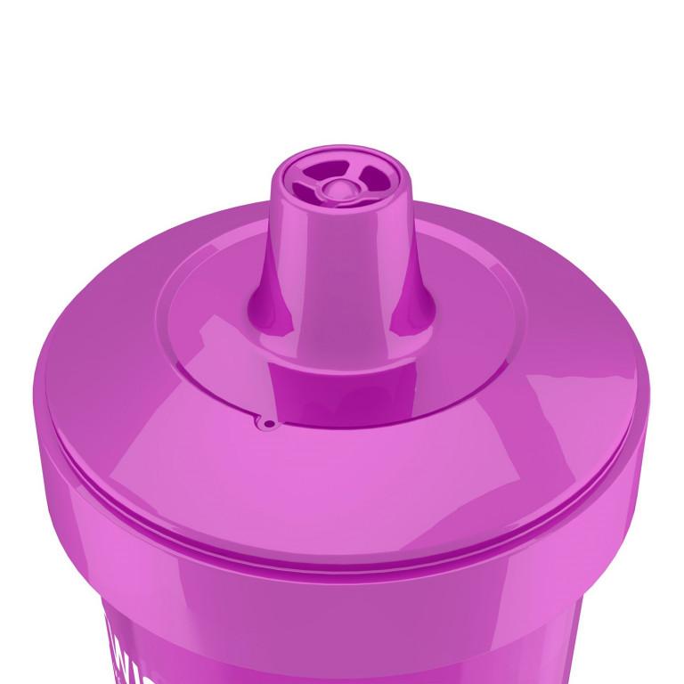 Поильник Twistshake Kid Cup 360 ml, фиолетовый