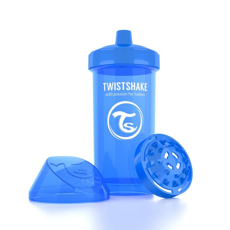 Поильник Twistshake Kid Cup 360 ml, голубой