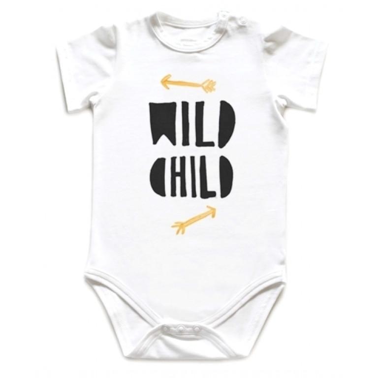 Боди WILD CHILD