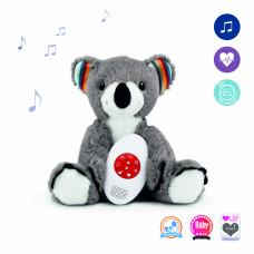 Музыкальная мягкая игрушка-комфортер Коко