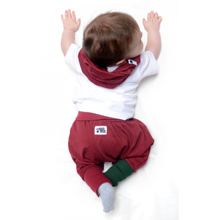 Штаны для малышей MINI BORDEAUX