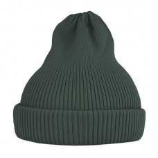 Хлопковая шапка-тыковка, чёрная