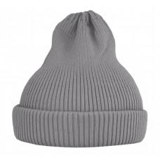 Хлопковая шапка-тыковка, серая акула