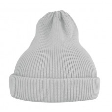 Хлопковая шапка-тыковка, светло-светло-серая