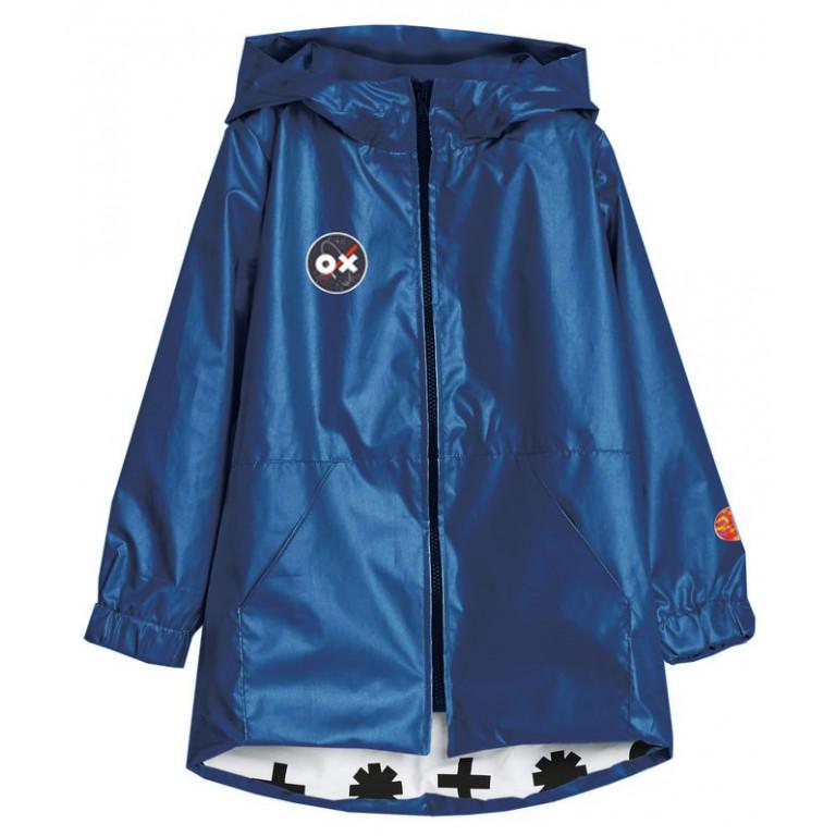 Куртка-парка OX WEAR, синяя