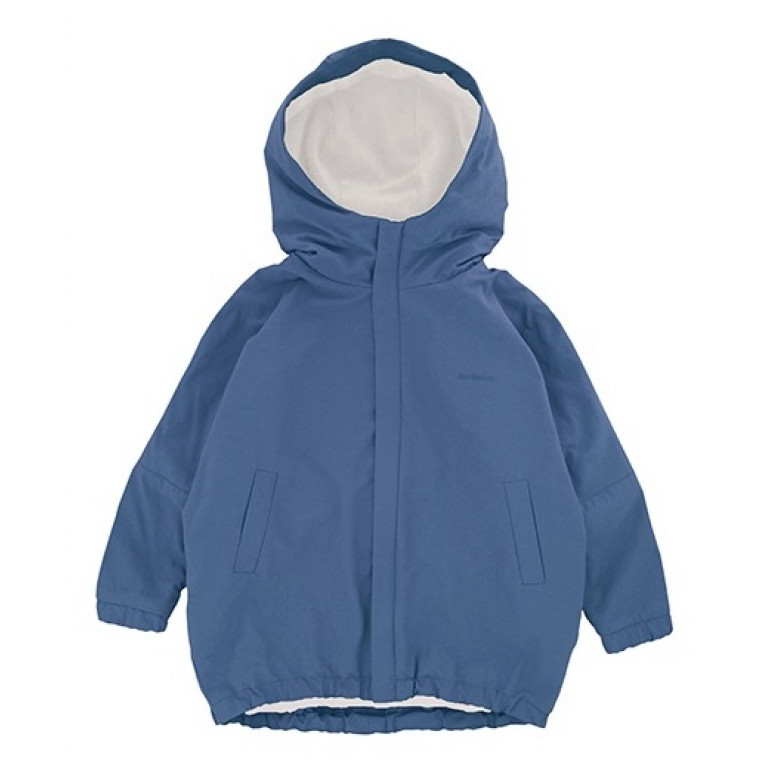 Куртка-парка, светло-синяя