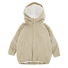 Куртка-парка, бежевая