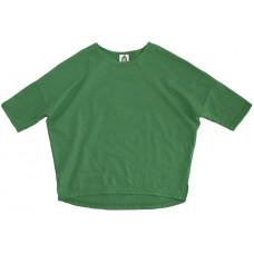 Лонгслив, зеленый