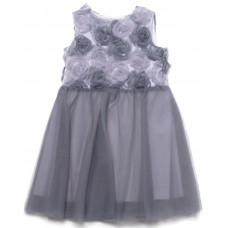 Платье Grey Roses
