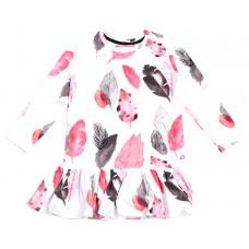 Платье PINK FEATHERS