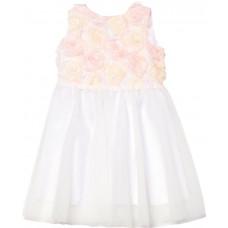 Платье White Roses