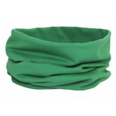 Шарф-снуд, зеленый