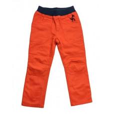 Штаны, ярко-оранжевые