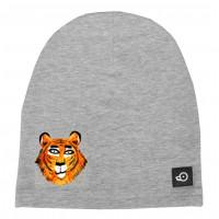 Трикотажная шапка TIGER MELANGE
