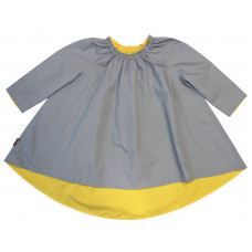 Двухстороннее платье Стрекоза, пепел и солнце