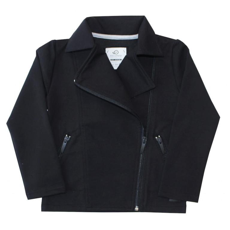 Кофта-косуха, черная