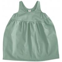 Платье Bubble, цвет морской волны (пастельный)