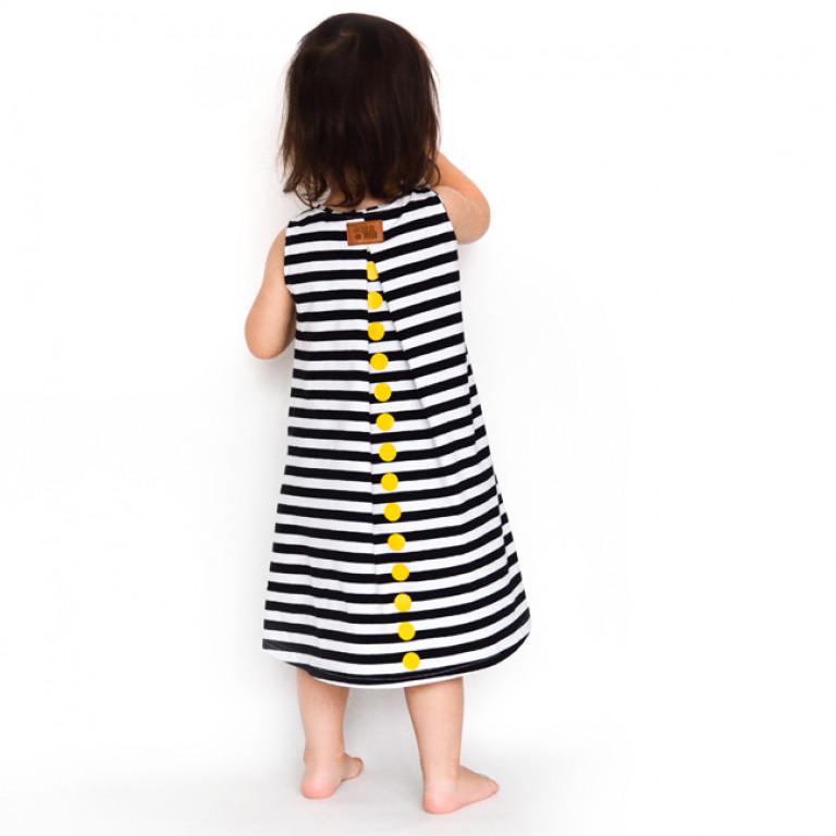 Платье-сарафан STORM STRIPES