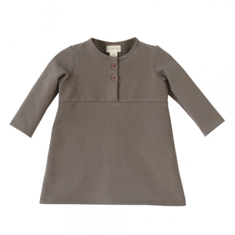 Платье Sleepyfox, коричневое